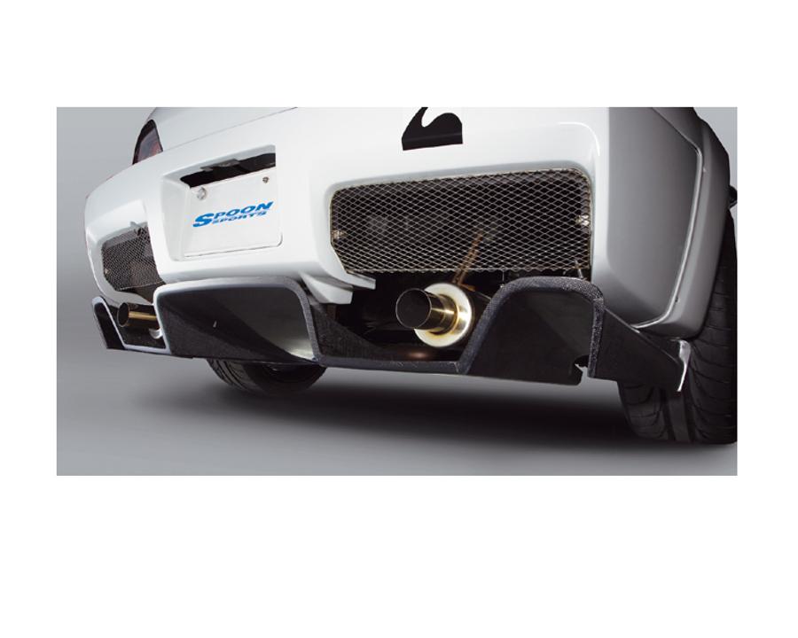 【メーカー直送品】SPOON S耐ディフューザー 71502-AP1-000 HONDA S2000 AP1/AP2