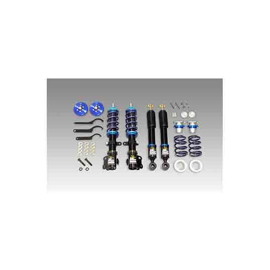 【メーカー直送品】ミノルインターナショナル TM SQUARE SUZUKI スイフトスポーツ ZC31S ダンパーキット Type TD/スプリングレス TMDP-N03315-R65