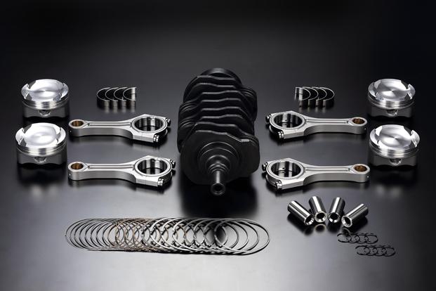 戸田レーシング SUBARU BRZ ZC6 FA20 キャパシティアップ2300KIT ローコンプ 直径89.20×90mm 13001-FA2-TR0-I
