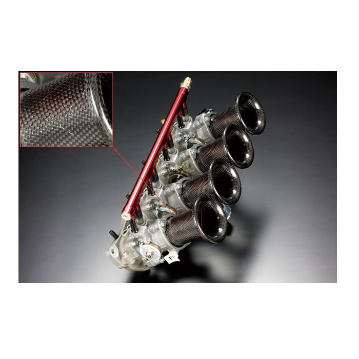 戸田レーシング HONDA S2000 F20C スポーツインジェクションKIT ドライカーボン製ファンネル88mm, 17100-F20-208-C