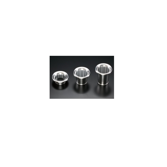 戸田レーシング スーパーフローファンネル 直径50mm L-88mm 17342-050-088