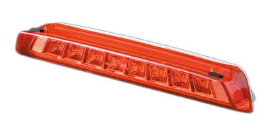 VALENTI ヴァレンティ LEDハイマウントストップランプ トヨタ2 レッドレンズ/クローム HT02-RC 4580277387166