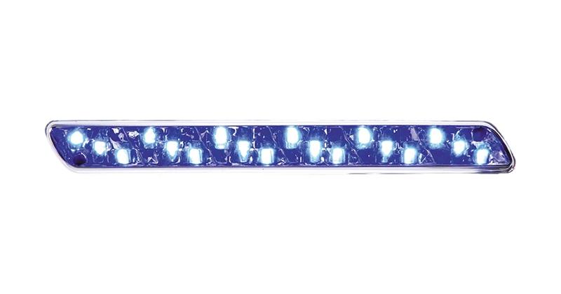 VALENTI ヴァレンティ LEDデイタイムランプAPS ロングブルー DTL-18LB-1 4580277389290