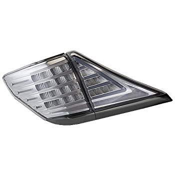VALENTI ヴァレンティ REVO LEDテール クリア/クローム ブラッククロームガーニッシュ 20アル/ヴェル TT20AVL-CC-B-2 4580277396205