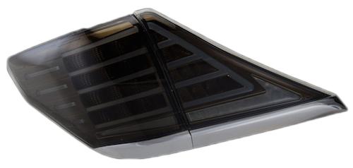 VALENTI ヴァレンティ REVO LEDテール ライトスモーク/ブラッククローム クロームガーニッシュ 20アル/ヴェル TT20AVL-SB-C-2 4580277396250