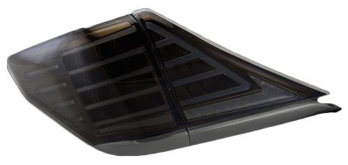 VALENTI ヴァレンティ REVO LEDテール ライトスモーク/ブラッククローム ブラッククロームガーニッシュ20アル/ヴェル TT20AVL-SB-B-2 4580277396267