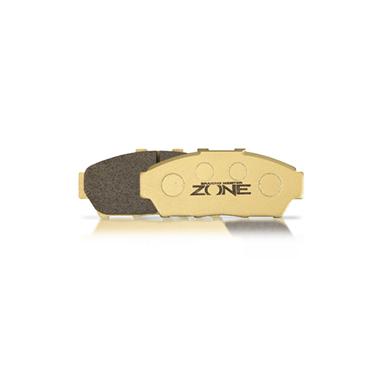 【メーカー直送品】ミノルインターナショナル ZONE SUZUKI スイフトスポーツ ZC31S ZONEブレーキパッドRT/フロント M10F-F653RT 10F