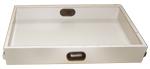 送料無料 ラック モニター PC 高耐荷重 移動式 セイテック FAワゴン 引出大27G グレー オプション 引き出し仕切り板セット