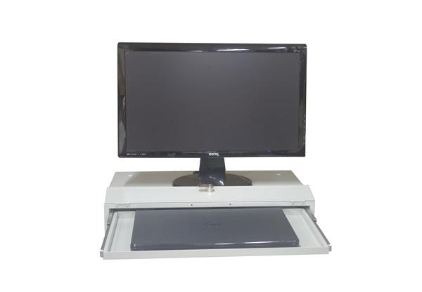 送料無料 防塵ラック PCケース ホコリ 排熱 盗難防止 工場使用可 セイテック Tidy Box Note