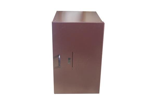 送料無料 宅配ボックス 保冷 戸建 超大型 マンション アパート 宅配ボックス35 ブラウン