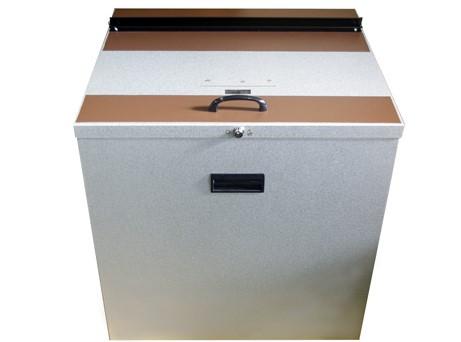 送料無料 宅配ボックス 保冷 戸建 超大型 マンション アパート 宅配ボックス 18F 折りたたみ式 セイテック