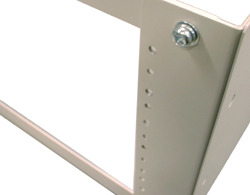 【送料無料】 ラック PC サーバー メーカー直販価格 高耐荷重 移動式 キャスター付き 頑丈 セイテック サーバーラック60/90/120/160専用オプション 19インチマウントボックス