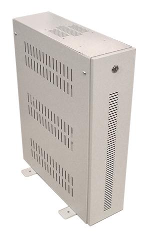 送料無料 セキュリティ PCケース 排熱 盗難防止 セイテック セキュリティボックス 2U