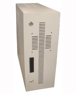 送料無料 セキュリティ PCケース 排熱 盗難防止 セイテック セキュリティボックス 3U