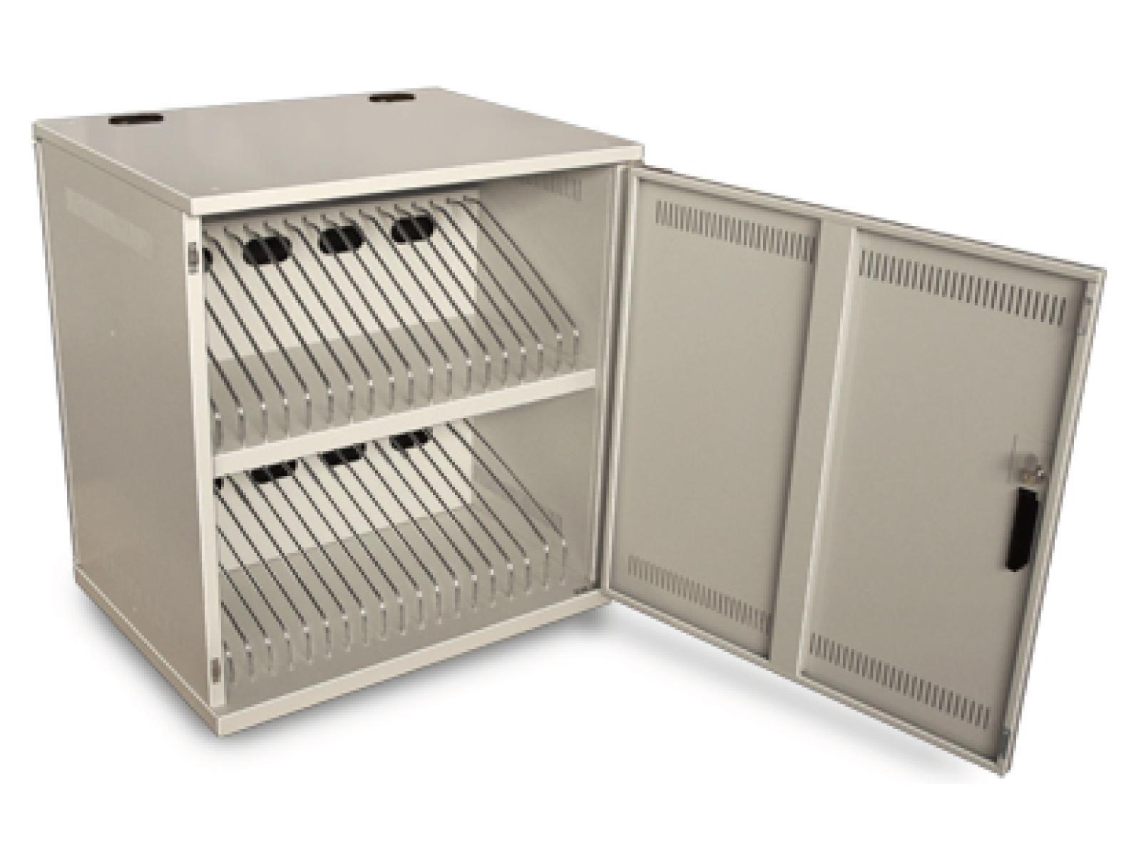 送料無料 収納庫 タブレット PC 大容量 高耐荷重 セキュリティ 移動式 セイテック タブレットPC収納庫