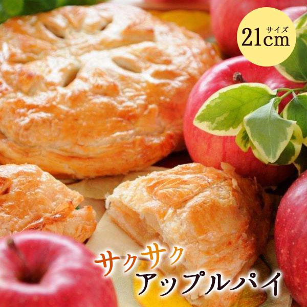 パイ生地とりんごだけで作るシンプルでやさしいアップルパイメディア紹介 アップルパイ 注文後の変更キャンセル返品 りんご リンゴ 与え お取り寄せ プレゼント 誕生日 ギフト 父の日 お菓子 手作りパイ にれいのアップルパイ 林檎 人気 ヘルシー 7号サイズ21cm パイ メディア紹介