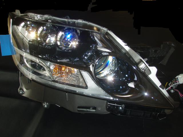 ◇ LS460 owner must see! ☆ new! Minor after the LS600h triple headlights