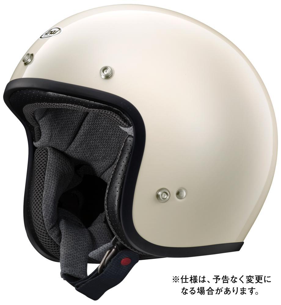 Classic MOD(クラシック・モッド) パイロットホワイト 57~58cm ジェットヘルメット ARAI(アライ)