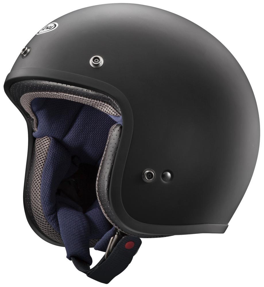 Classic MOD(クラシック・モッド) ラバーブラック(つや消し) 59~60cm ジェットヘルメット ARAI(アライ)