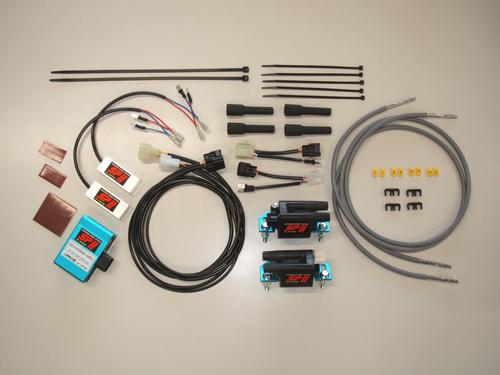 ZRX1200 DAEG(ダエグ) SP2ハイパワーコイルキット ASウオタニ