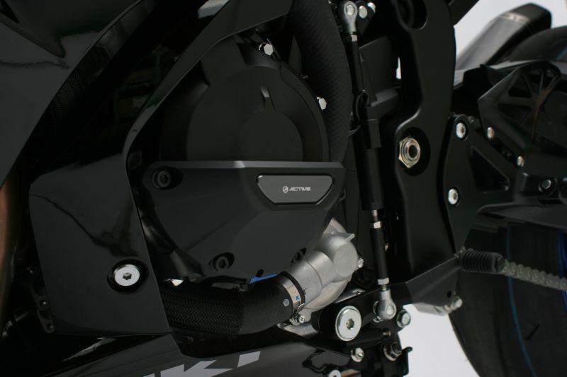 GSXR1000(17年) エンジンカバースライダー 左右セット ACTIVE(アクティブ)
