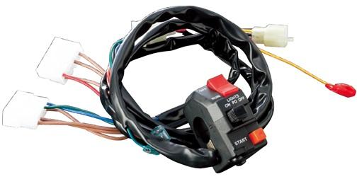 TW200(98~99年) スイッチキット タイプ1 ACTIVE(アクティブ)