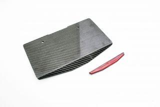 ライセンスホルダー ACTIVE LEDウインカー用/貼り付けリフレクター付属 スモークブラック ACTIVE(アクティブ)