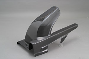 SV1000S(03~04年) リアフェンダー 平織カーボン A-TECH(エーテック)