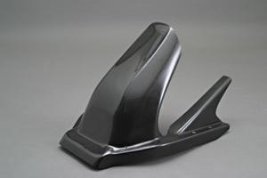 GSXR1300R 隼(99~07年) リアフェンダー タイプ2 平織カーボン A-TECH(エーテック)