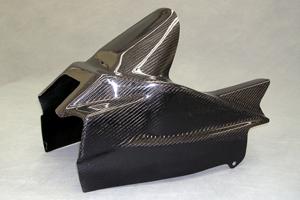 GSXR1300R 隼(99~02年) リアフェンダー タイプ3 平織カーボン A-TECH(エーテック)