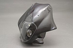 GSX1400(01年~) ビキニカウル ルナソーレ スクリーン付 FRP/白 A-TECH(エーテック)
