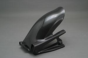GSF1200(95~99年) リアフェンダー 平織カーボン A-TECH(エーテック)