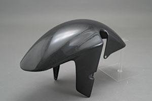 GSX-R1000(01~02年) フロントフェンダー 平織カーボン A-TECH(エーテック)