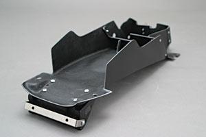 GSX-R1000(01~02年) フェンダーレスキット FRP/黒 A-TECH(エーテック)