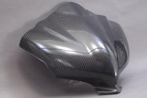GSX-R600(08~09年) ゼッケンプレート 綾織カーボン A-TECH(エーテック)