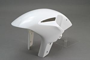 CBR1000RR(04~07年) フロントフェンダー FRP/白 A-TECH(エーテック)