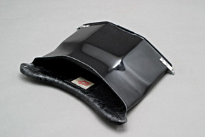 CBR1000RR(04~07年) ラムエアダクト 平織りカーボン A-TECH(エーテック)