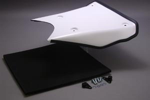 CBR1000RR(04~07年) スポーツシートベース FRP/白 A-TECH(エーテック)