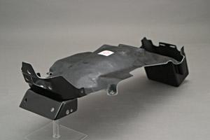 CB1000SF(92~97年) フェンダーレスキット FRP/黒 A-TECH(エーテック)
