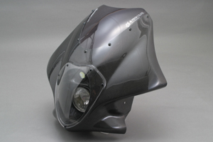CB1000SF(92~97年) ビキニカウル ルナソーレ 専用スクリーン付き FRP/白 A-TECH(エーテック)