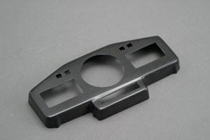 Aprilia RSV1000MILLE(01~03年) メーターカバー 平織りカーボン A-TECH(エーテック)
