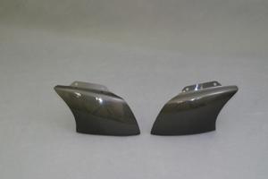 Aprilia RSV1000MILLE(01~03年) ナックルガード 平織りカーボン A-TECH(エーテック)