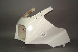 GPZ750R(84~85年) アッパーカウルSTD 綾織カーボン A-TECH(エーテック)