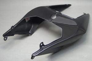 Ninja250R(ニンジャ)08~12年 シートカウルSTD 綾織カーボン A-TECH(エーテック)