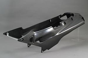 ZZR1100C(90~92年) シートカウルSPL 平織カーボン A-TECH(エーテック)