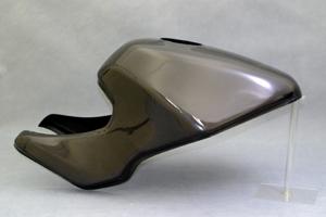 ZZR1100D(93~01年) タンクカバー 平織カーボン A-TECH(エーテック)