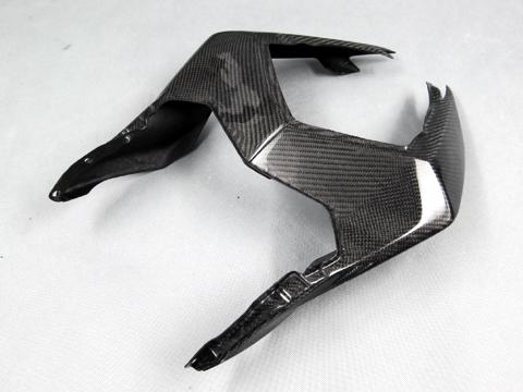 Ninja250(ニンジャ)13~17年 シートカウルSTD(左右セット) 平織カーボン(C) A-TECH(エーテック)