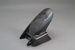 Z1000(03~06年) リアフェンダー 平織カーボン A-TECH(エーテック)