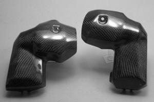 ZRX1200 DAEG(ダエグ)09年~ インジェクションカバー FRP/黒 A-TECH(エーテック)