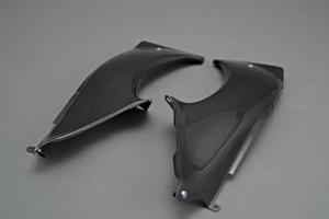 ZX-12R(00~01年) アッパーカウルインナー 平織カーボン A-TECH(エーテック)